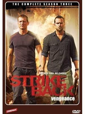 se0938: ซีรีย์ฝรั่ง Strike Back Season 2: Vengeance [ซับไทย] DVD 3 แผ่นจบ