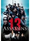 jm003 : หนังญี่ปุ่น  Thirteen Assassins13 ดาบวีรบุรุษ DVD Master 1 แผ่นจบ