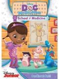 ct0977 : Doc McStuffins : School Of Medicine ตอน โรงเรียนคุณหมอ DVD 1 แผ่นจบ