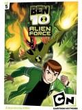 ct0314 : BEN10 ALIEN FORCE เบ็นเท็น เอเลี่ยน ฟอร์ซ Vol. 5 DVD Master 1 แผ่น