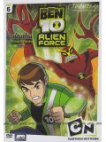 ct0313 : BEN10 ALIEN FORCE เบ็นเท็น เอเลี่ยน ฟอร์ซ Vol. 6 DVD Master 1 แผ่น