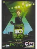 ct0391 :BEN10 ALIEN FORCE เบ็นเท็น เอเลี่ยน ฟอร์ซ Vol. 7 DVD Master 1 แผ่น