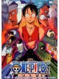 ct0279: การ์ตูน One Piece วันพีช ล่าขุมทรัพย์โจรสลัด ปี 5 [พากย์ไทย] 3 แผ่นจบ