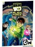 ct0318 : การ์ตูน  BEN10 ALIEN FORCE เบ็นเท็น เอเลี่ยน ฟอร์ซ Vol.1-10 DVD Master 10แผ่นจบ