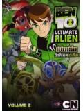 ct0317 :การ์ตูน Ben 10 Ultimate Alien Vol. 2 เบ็นเท็น อัลติเมทเอเลี่ยน ชุดที่ 2 DVD Master 1 แผ่นจบ