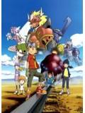 ct0456 : การ์ตูน Digimon Adventure season 1 / 4 แผ่น