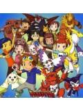ct0458 : การ์ตูน Digimon Tamers season 3 /  4 แผ่น