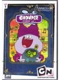 ct0375 : การ์ตูน Chowder 10 แผ่น