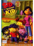 ct0364 : การ์ตูน ซิด นักวิทยาศาสตร์ตัวน้อย Sid The Science Kid 8 แผ่น