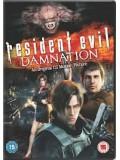 ct0587 :  Resident Evil Damnation ผี ชีวะ สงคราม ดับ พันธุ์ ไวรัส DVD Master 1 แผ่นจบ