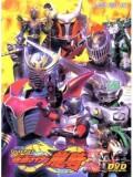 ct0202 : Masked Rider Ryuki มาส์คไรเดอร์ริวคิ (พากย์ไทย) 5 แผ่น