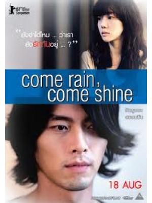 km145 : หนังกาหลี Come Rain , Come Shine เรายังรักกันใช่ไหม DVD 1 แผ่น