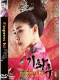 krr1077: ซีรีย์เกาหลี Empress Ki (ซับไทย) DVD 13 แผ่น