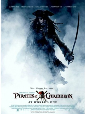 P050 : Pirates of the Caribbean: At World's End (3) DVD 1 แผ่น