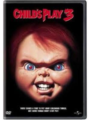 P164 : Child's Play 3 (1991) แค้นฝังหุ่น 3 DVD 1 แผ่น