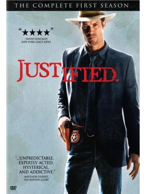 Se1128  ซีรีย์ฝรั่ง JUSTIFIED Season 1 ยุติธรรมปืนดุ ปี 1 (ซับไทย)  DVD 3 แผ่นจบ