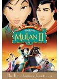 am0040 : หนังการ์ตูน Mulan 2 ตอนเจ้าหญิงสามพระองค์ DVD 1 แผ่นจบ