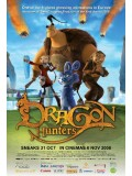 am0041 : หนังการ์ตูน Dragon hunters 4ผู้กล้านักรบล่ามังกร  DVD 1 แผ่นจบ