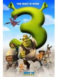 am0051 : หนังการ์ตูน Shrek The Third เชร็ค 3 DVD 1 แผ่น