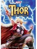 ct0613 : Thor: Tales of Asgard ตำนานของเจ้าชายหนุ่มแห่งแอสการ์ด DVD 1 แผ่นจบ