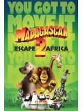 am0058 : Madagascar: Escape 2 Africa มาดากัสการ์ 2 ป่วนป่าแอฟริกา DVD 1 แผ่น