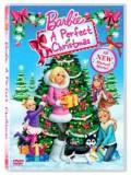 am0011 : Barbie A Perfect Christmas บาร์บี้กับคริสต์มาสในฝัน DVD 1 แผ่น