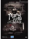 am0080 : หนังการ์ตูน Mary and Max เด็กหญิงแมรี่กับเพื่อนซี้ ข็อคโก้-แม็กซ์ DVD 1 แผ่น