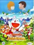 am0093 : หนังการ์ตูน Doraemon The Movie ตอน ท่องอาณาจักรโฮ่งเหมียว DVD 1 แผ่น