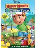 ct0604 : Handy Manny: Green Team แมนนี่ยอดคน: ทีมจิ๋วหัวใจสีเขียว DVD 1 แผ่น