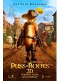 am0096 : หนังการ์ตูน Puss In Boots พุซ อิน บู๊ทส์ DVD 1 แผ่น
