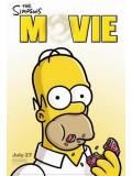 ct0619 : The Simpsons Movie เดอะ ซิมป์สัน มูฟวี่ DVD 1 แผ่นจบ