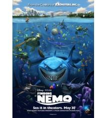 am0014 : Finding Nemo นีโม..ปลาเล็กหัวใจโต๊โต DVD 1 แผ่นจบ