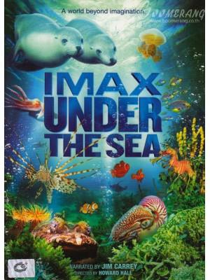 ft064 : IMAX Under The Sea มหัศจรรย์โลกใต้ทะเลลึก DVD Master 1 แผ่นจบ