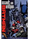 ct0921: การ์ตูน Batman: Assault on Arkham DVD 1 แผ่นจบ