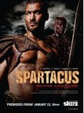 se0820 : ซีรีย์ฝรั่ง Spartacus Blood and Sand ขุนศึกชาติทมิฬ [พากย์ไทย] DVD 4 แผ่น