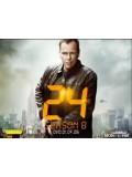 se0694 : ซีรีย์ฝรั่ง 24 Hours Season 8 // 24 ชม. วันอันตราย ปี 8 [พากย์ไทย] 3 แผ่นจบ