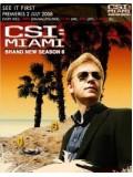 se0267: ซีรีย์ฝรั่ง CSI : Miami season 6 ไขคดีปริศนาไมอามี่ ปี 6 [เสียงไทย+eng] DVD 6 แผ่นจบ