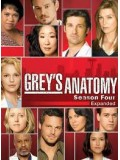se0009 : ซีรีย์ฝรั่ง Grey's Anatomy Season 4 แพทย์มือใหม่หัวใจเกินร้อย ปี 4 [ซับไทย] 7 แผ่นจบ