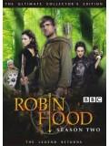 se0603 : ซีรีย์ฝรั่ง Robin Hood Season 2 มหาโจรนักรบโรบินฮูด ปี 2 [พากษ์ไทย-ซับไทย] DVD 4 แผ่นจบ