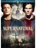 se0334 : ซีรีย์ฝรั่ง Supernatural Season 4 ล่าปริศนาเหนือโลก ปี 4 [ซับไทย] 6 แผ่นจบ
