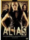 se0069 : ซีรีย์ฝรั่ง Alias Season 2 เอเลียส พยัคฆ์สาวสายลับ ปี 2 [ซับไทย] DVD 6 แผ่นจบ
