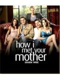 se0919 : ซีรีย์ฝรั่ง How I met your mother Season 3 พ่อเจอแม่ได้ยังไง ปี 3 [ซับไทย] 3 แผ่นจบ