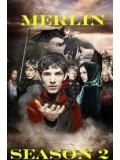 se0570 : ซีรีย์ฝรั่ง Merlin Season 2 ผจญภัยพ่อมดเมอร์ลิน ปี2 [พากย์ไทย+ซับไทย] Master DVD 5 แผ่นจบ
