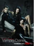 se0895 : ซีรีย์ฝรั่ง The Vampire Diaries Season 2 บันทึกรักแวมไพร์ ปี 2 [ซับไทย] MASTER 5 แผ่นจบ