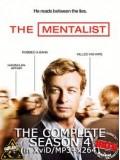 se0902 : ซีรีย์ฝรั่ง The Mentalist Season4 [ซับไทย] MASTER 5 แผ่นจบ