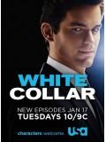 se0854 : ซีรีย์ฝรั่ง White Collar season 3  [ซับไทย] 8 แผ่นจบ
