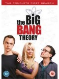 se0133 : ซีรีย์ฝรั่ง Big Bang theory Season 1  [ซับไทย] 3 แผ่นจบ