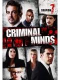 se0910 : ซีรีย์ฝรั่ง Criminal Minds Season 7 อ่านเกมอาชญากร ปี 7 [ซับไทย] 5 แผ่นจบ