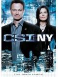se0892 : ซีรีย์ฝรั่ง CSI New York Season 8 ไขคดีปริศนานิวยอร์ค ปี 8 [เสียงไทย+eng] DVD 6 แผ่นจบ