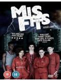 se0787 : ซีรีย์ฝรั่ง Misfits Season 1 [ซับไทย] 3 แผ่นจบ